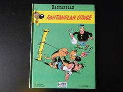 BD Rantanplan Rantanplan Otage éditions Lucky Productions édition Originale 1992 , 46 Pages ( 335 G ) - Rantanplan
