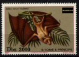 SAO TOME AND PRINCIPE, 1998, FAUNA, GUEMBU, R#1452c; YV#, MNH - Autres