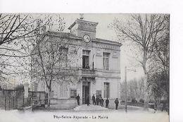 13 / PUY SAINTE REPARADE / LA MAIRIE - France