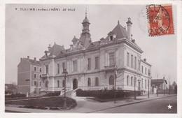 CPA N°9 Dept 69 OULLINS Hôtel De Ville - Oullins
