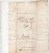 1679 Gerardt Rievesheim Cöln 6 TAX To Guillaume Forckhoüt (=Forchond) Antwerpen België (EO1-73) - Bayern