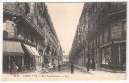75 - PARIS 15 - Rue Ernest Renan - LL 1872 - Prise De La Rue De Vaugirard Vers La Rue Lecourbe - Paris (15)