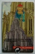 COLUMBIA - Chip - $3000 - La Ermita - Mint Blister - Colombia
