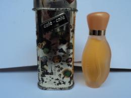 CAFE  CAFE   MINI  POUR FEMME  + BOITE METAL  LIRE ET VOIR!! - Modern Miniatures (from 1961)