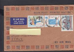 INDIA  1986 - Lettera Per L' Italia - India