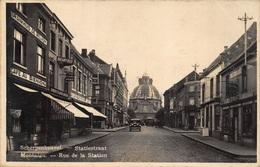 Scherpenheuvel  Montaigu  Statiestraat        I 876 - Scherpenheuvel-Zichem