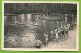 Services Sociaux De La S.N.C.F. Etablissement De Vacances De MONTDIDIER - Le Lac - Féroé (Iles)