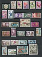FRANCE - ANNEE COMPLETE 1968 - 40 Timbres Neufs Luxe** Du N° 1452 Au N° 1581. Voir Descriptif. - 1960-1969