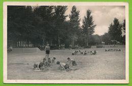 Services Sociaux De La S.N.C.F. Etablissement De Vacances De MONTDIDIER - La Plage - Féroé (Iles)