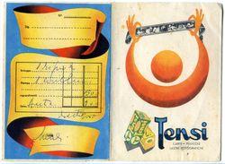 223> PORTA FOTO E NEGATIVI Anni '40 - Ditta Carte E Pellicole TENSI Pubblicità - Materiale & Accessori