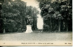 N°56246 -cpa école Saint Cyr -Kleberr Et Le Petit Bois- - St. Cyr L'Ecole