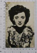 LANA MORRIS - Vintage PHOTO Autograph REPRINT (AT-06) - Reproductions