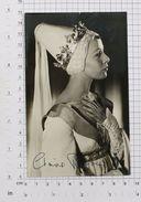 CLAIRE BLOOM - Vintage PHOTO Autograph REPRINT (AT-09) - Reproductions