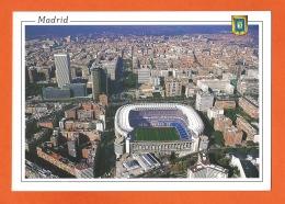 MADRID, Real Madrid, Estadio Santiago Bernabeu, Stade De Football - Stadio Di Calcio - Fußballstadion - Football - Football