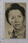 FLORA ROBSON - Vintage PHOTO Autograph REPRINT (AT-11) - Reproductions