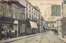 ROSNY SOUS BOIS RUE RICHARD GARDEBLED 93 - Rosny Sous Bois