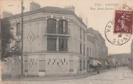 92 VANVES      Rue Jean-Jaurés   PLAN 1930 - Vanves