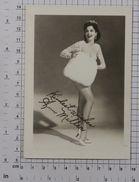 ANN MILLER - Vintage PHOTO Autograph REPRINT (AT-21) - Reproductions