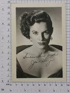 JEAN HAGEN - Vintage PHOTO Autograph REPRINT (AT-22) - Reproductions
