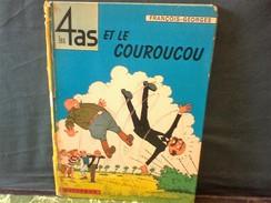 Livre B D , Les 4 AS Et Le  Couroucou 1966 - 4 As, Les