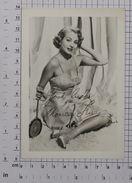 MONICA LEWIS - Vintage PHOTO Autograph REPRINT (AT-23) - Reproductions