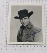 DALE ROBERTSON - Vintage PHOTO Autograph REPRINT (AT-27) - Reproductions