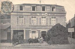 80-SAINT-VALERY-SUR-SOMME- HÔTEL DU LION D'OR - Saint Valery Sur Somme