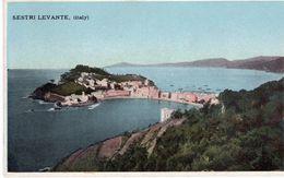 Sestri Levante  (GE) - Panorama - - Genova (Genua)