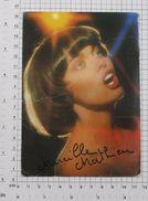 MIREILLE MATHIEU - Vintage PHOTO Autograph REPRINT (AT-35) - Reproductions