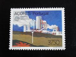 """Açores - Europa 1983 """"Génie Humain"""" - Y.T. 345 - Neuf (**) Mint (MNH) - 1983"""