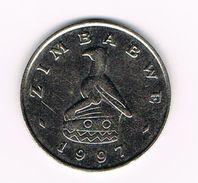 ) ZIMBABWE  1 DOLLAR  1997 - Zimbabwe