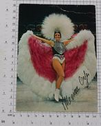 MOIRA ORFEI - Vintage PHOTO Autograph REPRINT (AT-37) - Reproductions