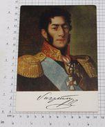 PYOTR IVANOVICH BAGRATION - Vintage PHOTO Autograph REPRINT (AT-38) - Reproductions