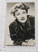 BARBARA MURRAY - Vintage PHOTO Autograph REPRINT (AT-39) - Reproductions