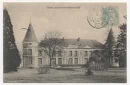 28 EURE ET LOIR - AUNEAU Château De Chenevelle - Auneau