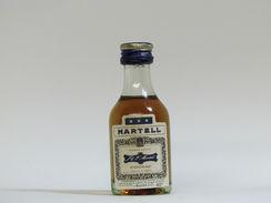 1 Mignonnette De Cognac MARTELL * * * - Mignonnettes