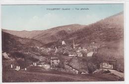 Villefort - Vue Générale - Villefort