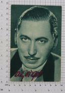 WILLY BIRGEL - Vintage PHOTO Autograph REPRINT (AT-63) - Reproductions