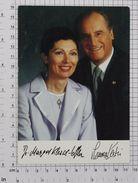 THOMAS KLESTIL - Vintage PHOTO Autograph REPRINT (AT-67) - Reproductions