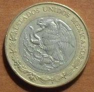 1998 - Mexique - Mexico - DIEZ PESOS Mo, KM 616 - Mexique