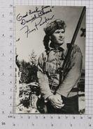 FESS PARKER - Vintage PHOTO Autograph REPRINT (AT-71) - Reproductions