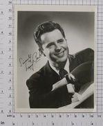 LARRY PARKS - Vintage PHOTO Autograph REPRINT (AT-72) - Reproductions