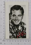 JOHN PAYNE - Vintage PHOTO Autograph REPRINT (AT-74) - Reproductions