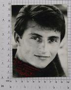 TONY RENIS (Elio Cesar) - Vintage PHOTO Autograph REPRINT (AT-75) - Reproductions