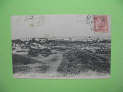 CPA  - Sousse Vue Du Bou Jaffar Cimetière Arabe 1905 - Tunisie