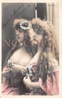 CPA - Portrait D' Artiste - Robinne - Actrice Jolie Jeune Femme Pretty Young Lady Erotique Erotisme - Reutlinger 1903 - Artistes