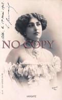 CPA - Portrait D' Artiste - Haygate - Actrice Jolie Jeune Femme Pretty Young Lady - Reutlinger 1902 - Artisti
