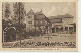 AK Walderholungsheim Fohrde Bei Brandenburg - Brandenburg