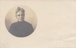 Fotokarte - Frauenporträt - Fotografie