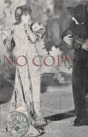 CPA - Portrait D' Artiste - Sarah Bernhardt Dans Angelo - Actrice Théâtre Spectacle - Artistes